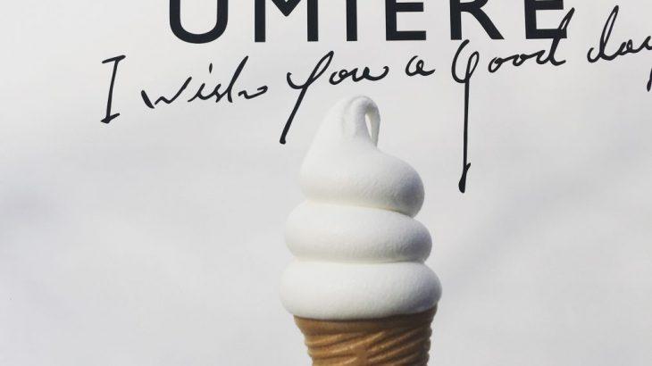 UMIERE(ウミエール)さんへ…インスタ映えなソフトクリーム!